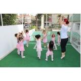 escola infantil com ballet preços Vila do Bosque