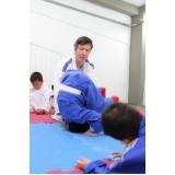 escola infantil com judô preços Vila Noca