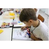 escola infantil integral abc preço Vila Noca