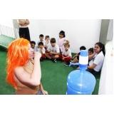 escola particular de educação infantil preços Jardim Novo Mundo