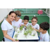 escola particular de educação infantil zona sul preço Vila Noca