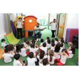 escolas de ensino infantil com música Vila do Bosque