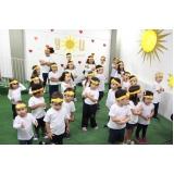escolas ensino infantil teatro Vila Santo Estéfano