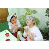 escolas infantil particulares Jardim Novo Mundo