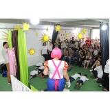 Escola Ensino Infantil Teatro