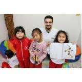 escolas infantis integral com robótica Vila do Bosque