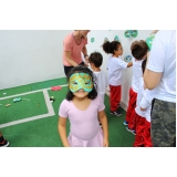 escolas particulares de educação infantil Vila Noca