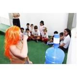 matrícula para educação infantil bilíngue na saúde Parque Imperial