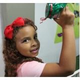 onde encontro escola de educação infantil particular Vila do Bosque