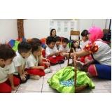 onde encontro escola de educação infantil Sacomã