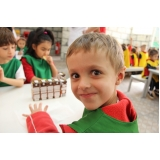 onde encontro escola infantil particular Mirandópolis