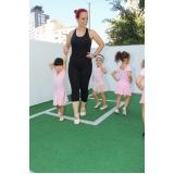 onde tem escola infantil com ballet Vila Guarani