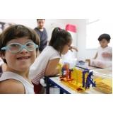 onde tem escola infantil integral com robótica Sacomã