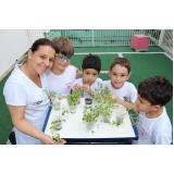 onde tem escola particular integral Vila do Bosque